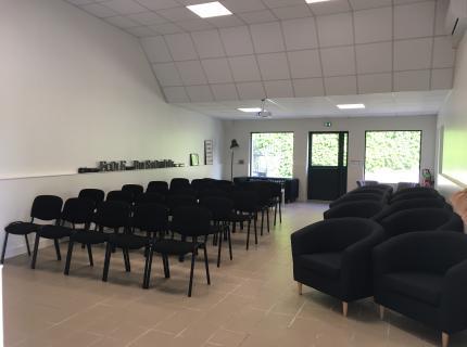 L'Ecole Buissonnière - Le Préau - événement - Réunion - Teambuilding - Blois - la chaussée saint victor - 41