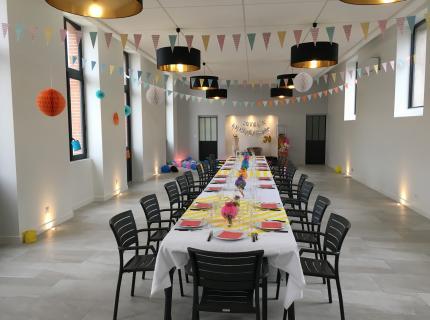 anniversaire privé @ L'Ecole Buissonnière - événement, Blois